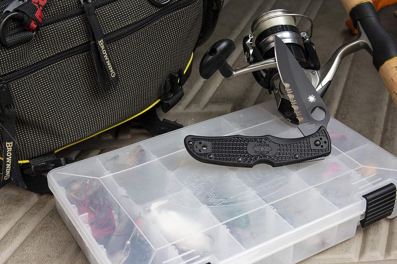 Cutting materials of Spyderco