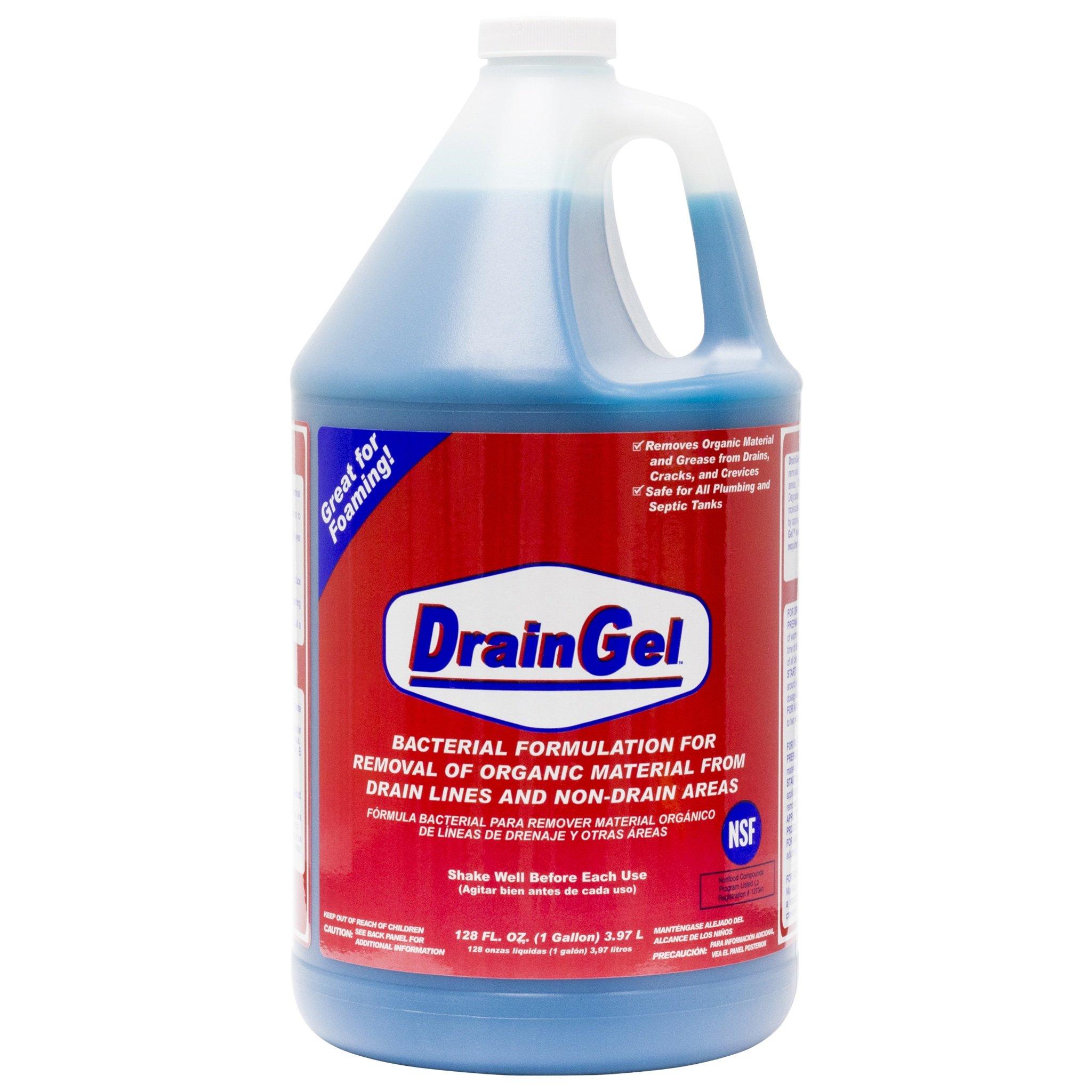 AMERICAN BIO Drain Gel 128oz- Organic Bioenzyme Cleaner