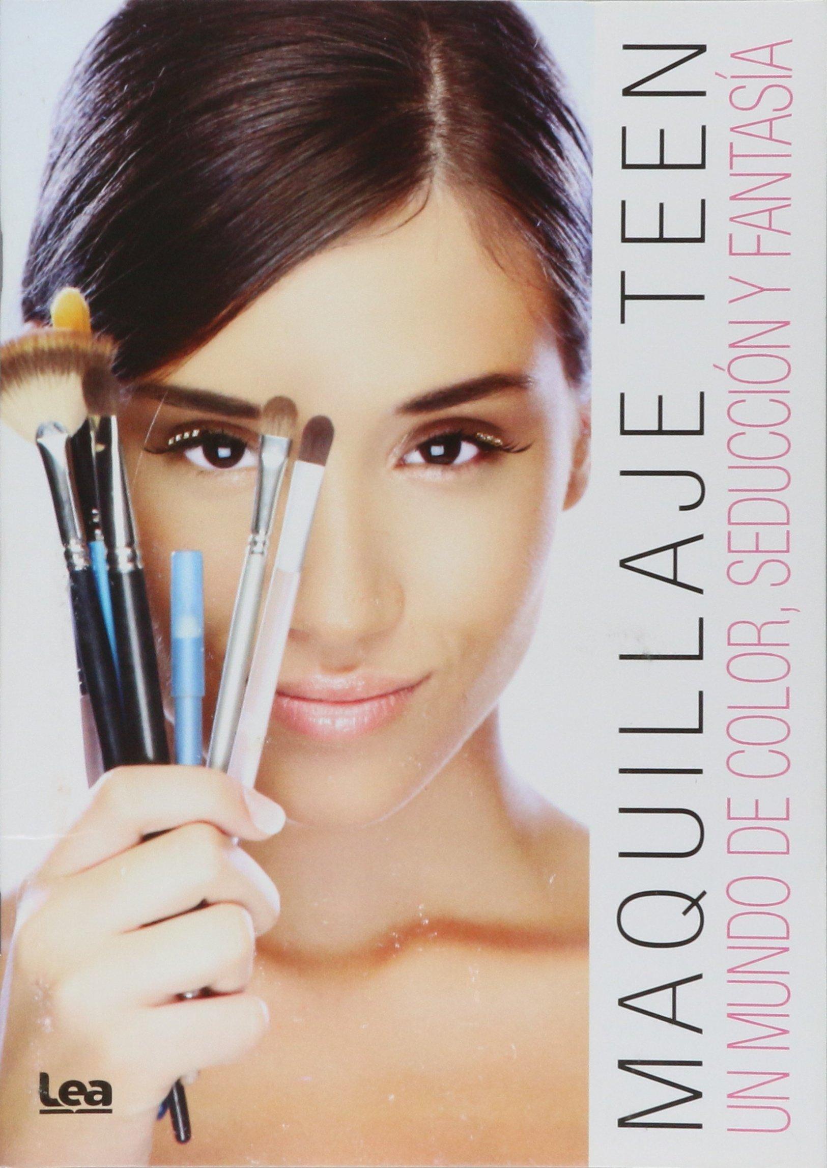 Maquillaje Teen: Un Mundo de Color Seducción Y Fantasía