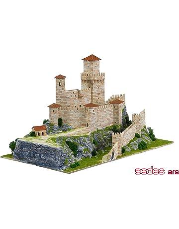 Aedes Ars Aedes-Ars1015 Rocca Guaita - Kit de Modelo de Primera Torre
