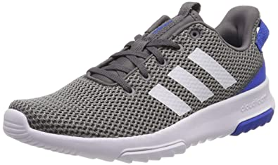 brand new c4c0f f972e adidas CF Racer TR, Chaussures de Fitness Homme, Gris (GricuaFtwbla