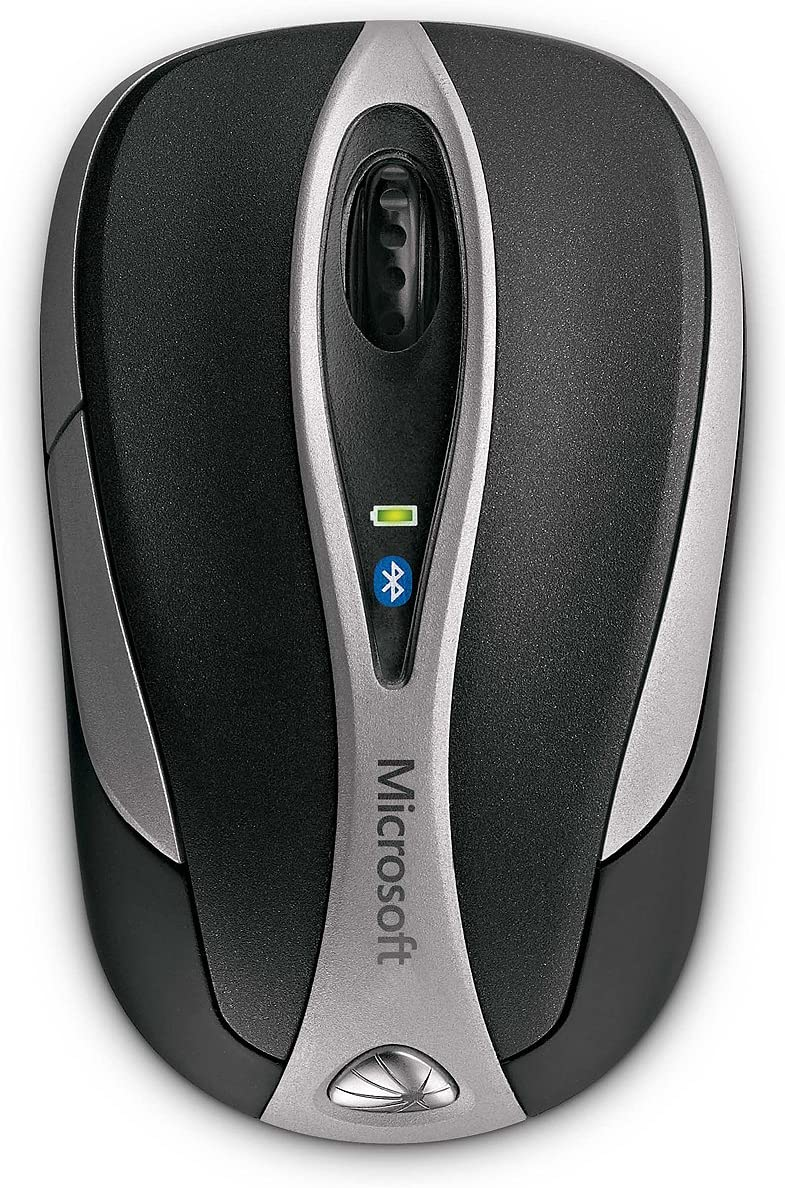 Microsoft Bluetooth Notebook Mouse 5000 - Black
