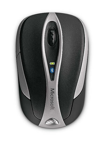 48c993c1104 Amazon.com: Microsoft Bluetooth Notebook Mouse 5000 - Black ...