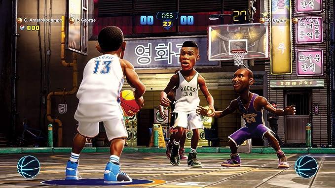 NBA 2K Playgrounds 2 - Nintendo Switch [Importación francesa ...