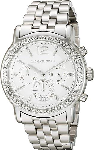 Michael Kors Women's Blair Chronograph Stainless Steel Watch