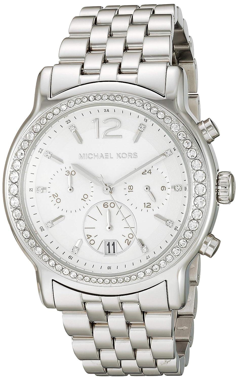 Michael Kors Women s Blair Chronograph Stainless Steel Watch