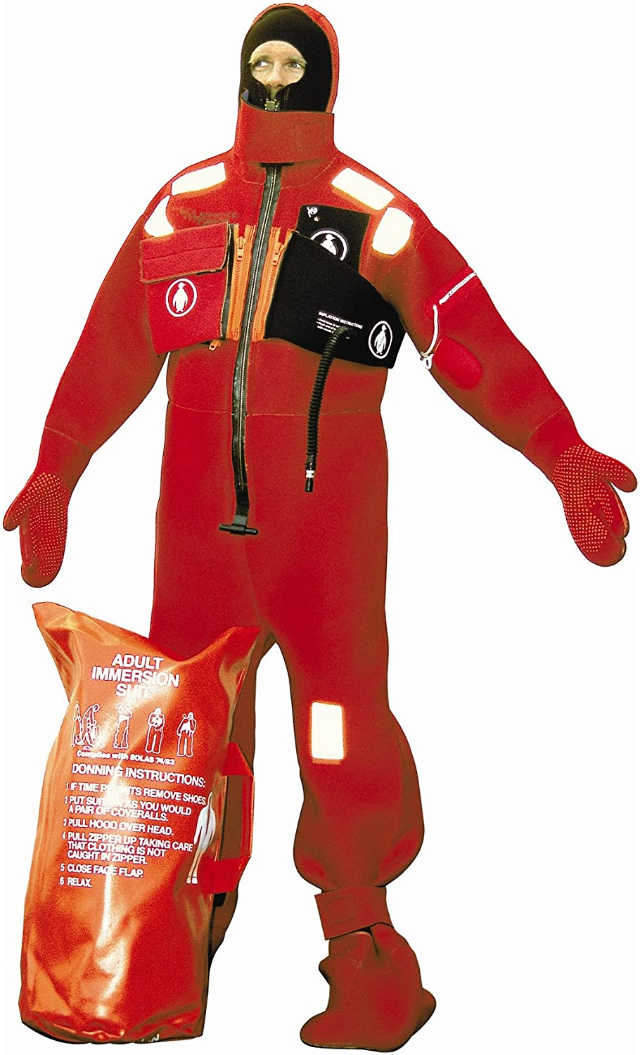 Revere Imperial Immersion Suit UNIVERSAL