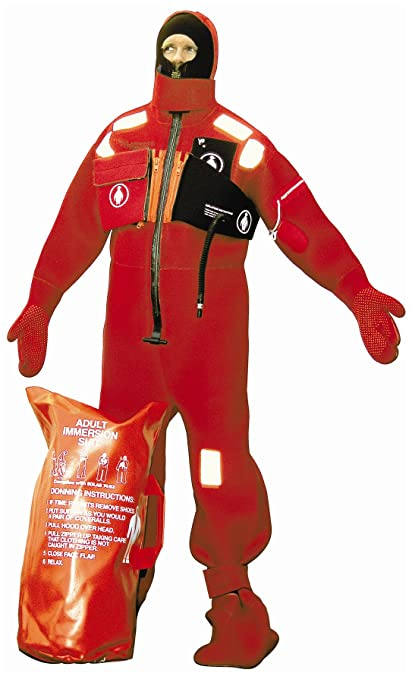 Amazon Revere Imperial Immersion Suit Jumbo Life Jackets