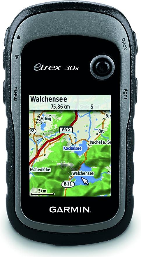 Garmin Etrex 30x Outdoor Navigationsgerät Barometischer Höhenmesser Topoactive Karte 2 2 Zoll 5 6 Cm Farbdisplay Sport Freizeit