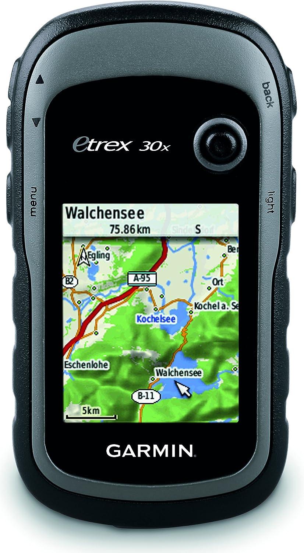 Garmin GPS de mano eTrex 30x