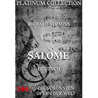 Salome: Die Opern der Welt (German Edition) book cover