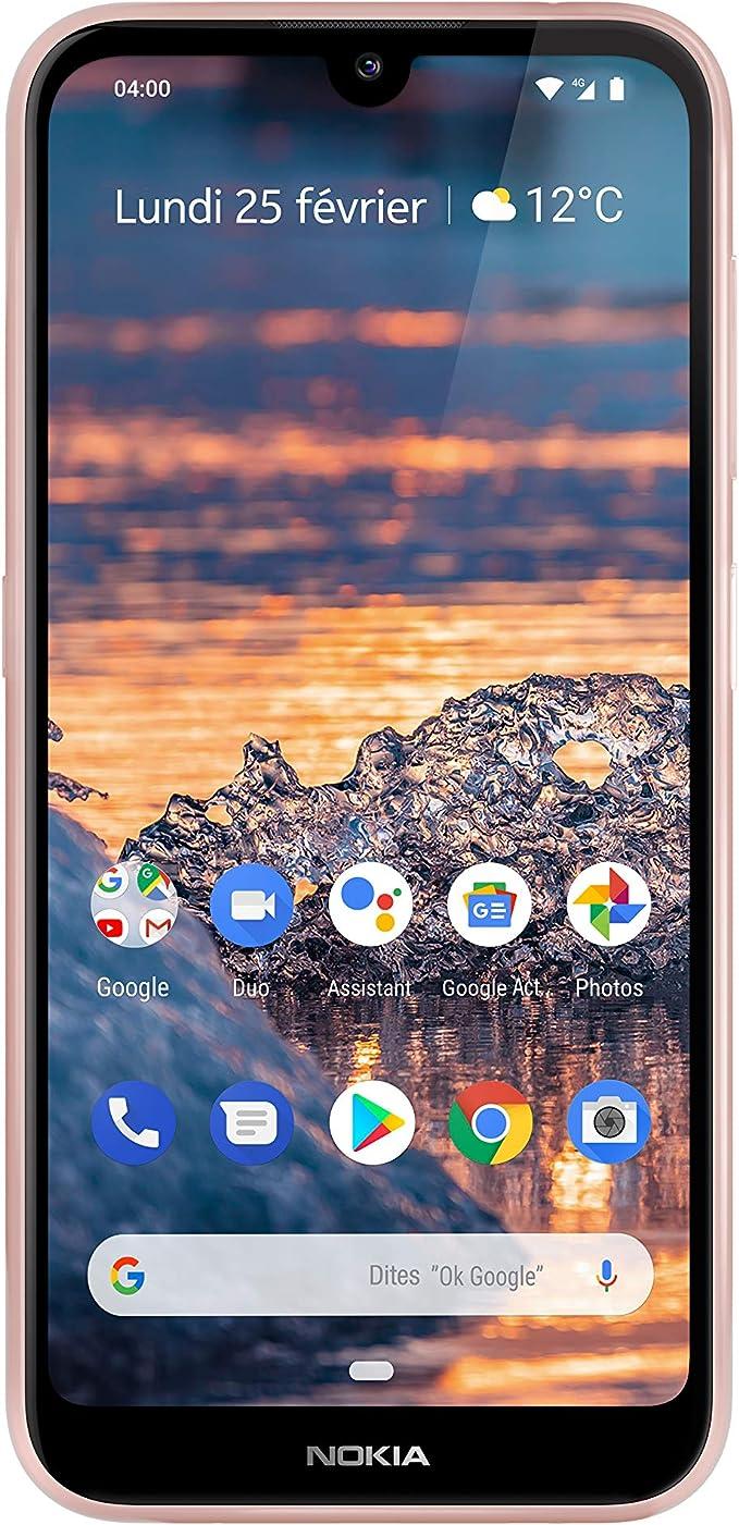 Nokia 4.2 - Smartphone débloqué, 4G, (5, 7 pouces, 32Go,