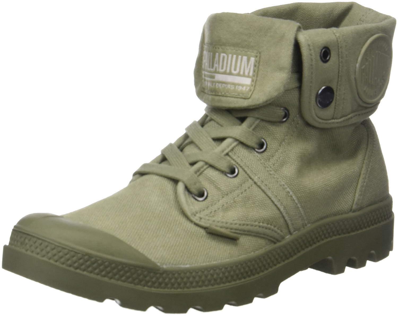 Palladium Us Baggy W H, Zapatillas Altas para Hombre, Verde (Vetiver/Burnt Olive K81), 41 EU: Amazon.es: Zapatos y complementos
