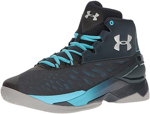 b2fc610c58 Under Armour Longshot Zapatilla Baloncesto S: Amazon.es: Zapatos y  complementos