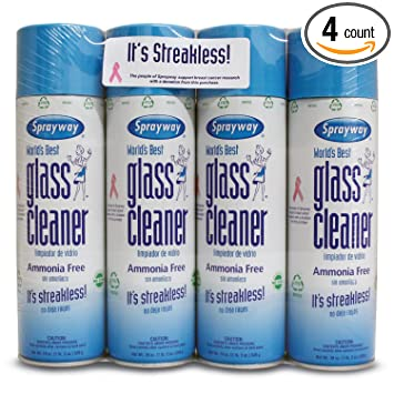 93b5b817d75 Amazon.com  Sprayway 443331 Ammonia Free Glass Cleaner