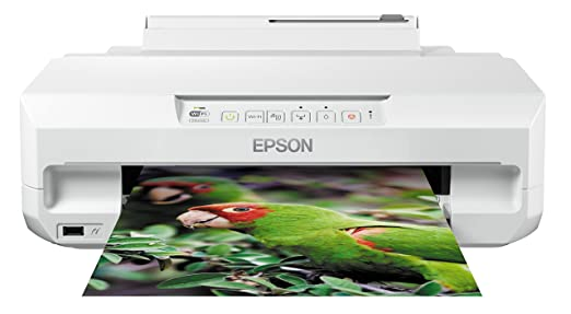 50 opinioni per Epson Expression Photo XP 55 Stampante a Getto d'Inchiostro, Bianco