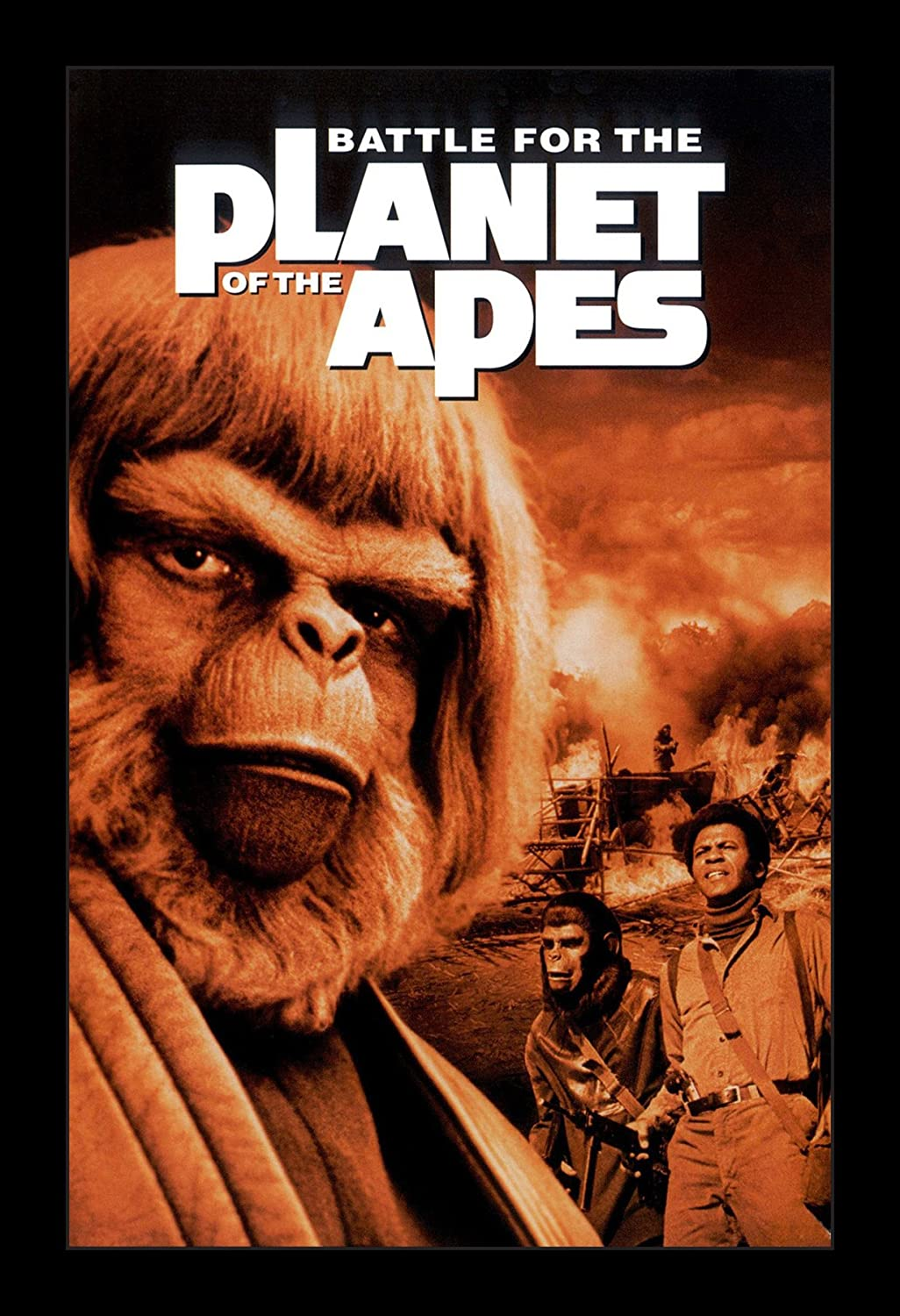 Wallspace Battle for The Planet of The Apes - 11x17 Framed Movie Poster