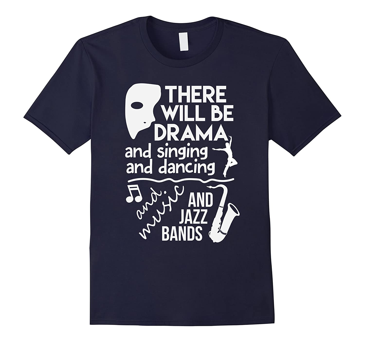 Funny There will be drama cute gift tee shirt-TD