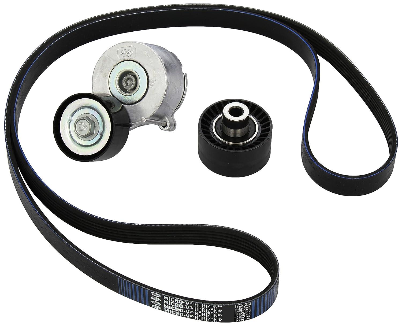 GAT K026PK1708 Keilrippenriemensatz Micro-V/® XF
