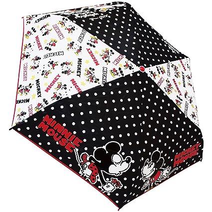 Planificación de la J Disney Mickey Mouse paraguas plegable 53 cm ...