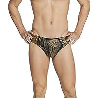 Speedo Mens Swimsuit Brief Creora Highclo Printed