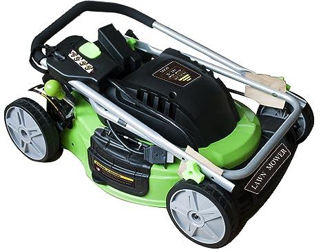 Batería para cortacésped, Green Pantera EO 208, potencia de 24 V ...