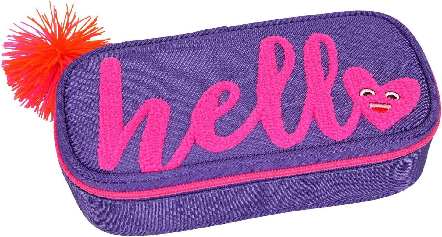 Depesche Estuche tubular en 6 colores variados carbón 10120 , color/modelo surtido: Amazon.es: Juguetes y juegos