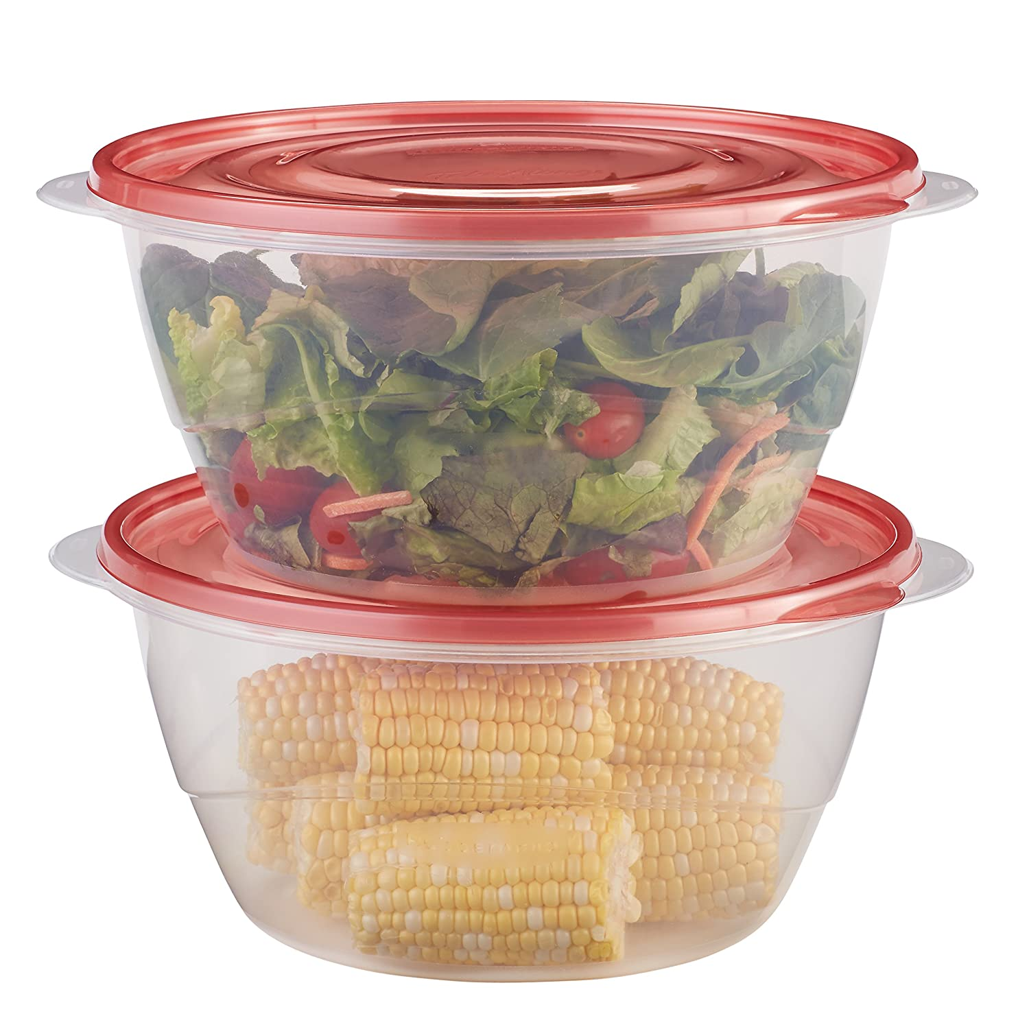 Amazoncom Rubbermaid TakeAlongs Serving Bowl Food Storage