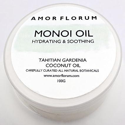Set de regalo de aceite MONOI (100 g) y gel MONOI (100 g ...