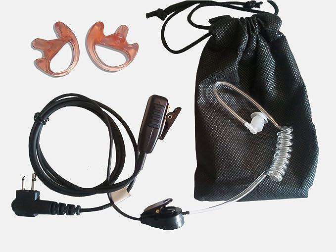 Motorola Ohrhörer, zwei Ohrteile und Tragetasche: Amazon.de: Elektronik