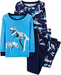 Carters Boys 4 Pc Cotton 341g280