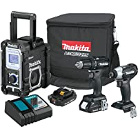 Deals on Makita CX301RB 2.0Ah 18V LXT Sub-Compact Cordless Combo Kit