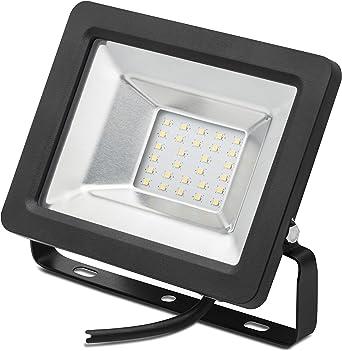 SMD LED Foco Proyector Luz de Foco compacto, 10 20 30 50 W, clase ...