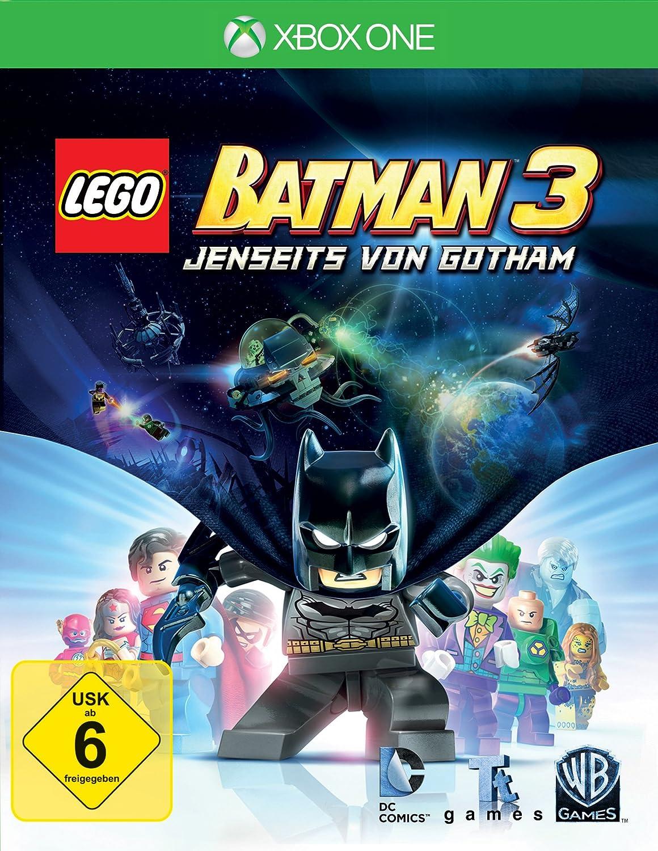 LEGO Batman 3 - Jenseits von Gotham Season Pass [PS3 PSN Code für deutsches Konto]