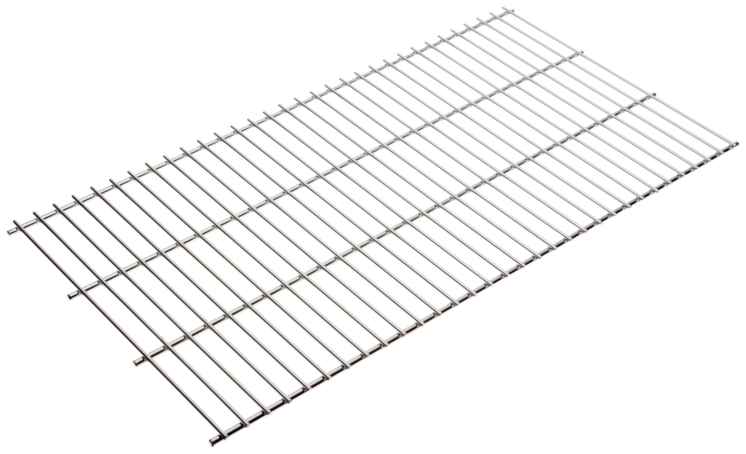Rome's 126 Pioneer Grate, Chrome Plated Steel, 12.5-Inch x 24-Inch by Rome Industries