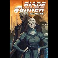 Blade Runner Origins #1 book cover