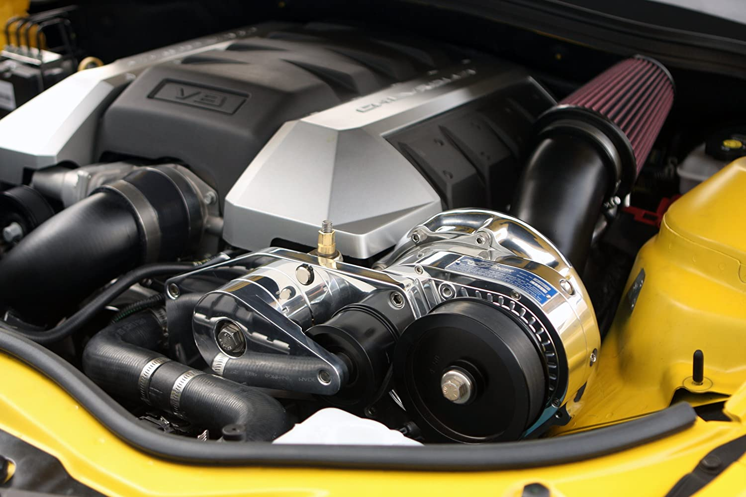 ProCharger HO-Intercooled Supercharger System '10-'12 Camaro