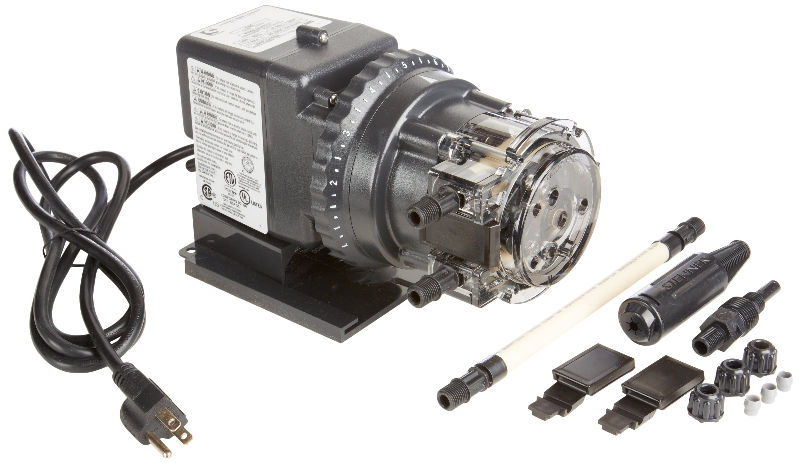 Stenner Pump Company 85MJL5A1STAA Adjustable Pump