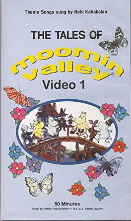 Amazon com: The Tales of Moomin Valley: Video 1 (Theme Songs