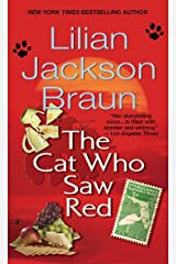 The Cat Who Saw Red Mass Market Paperback