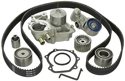 Timing Belt Kit >> Gates Tckwp328 Engine Timing Belt Kit With Water Pump