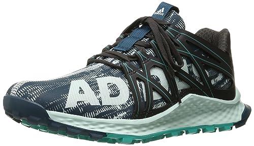 d1a748d312528 Adidas Women s Vigor Bounce Utility Green Ice Mint Utility Black Ankle-High  Fabric