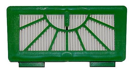 Canalizado de y filtro de protección del motor para Vorwerk Robot aspirador VR 100