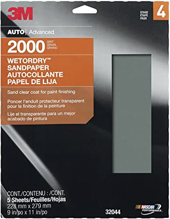 3M 32044 Imperial Wetordry 9