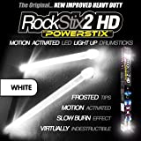 FIRESTIX Screamin/' Green ❙ LED Drumsticks ❘ Leucht-Drumsticks ❘ Grün