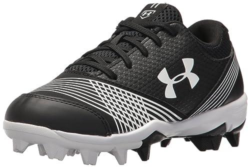 18441641c3 Under Armour Girls' Glyde Jr. Rm Softball Shoe