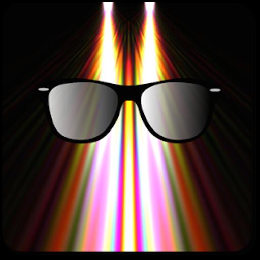 X-Ray Vision Camera Simulator -