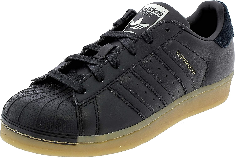 Descubrimiento naranja arcilla  Zapatillas ADIDAS Superstar Negro Mujer 40 Negro: Amazon.es: Zapatos y  complementos