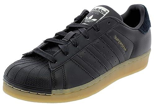 zapatillas adidas negro mujer