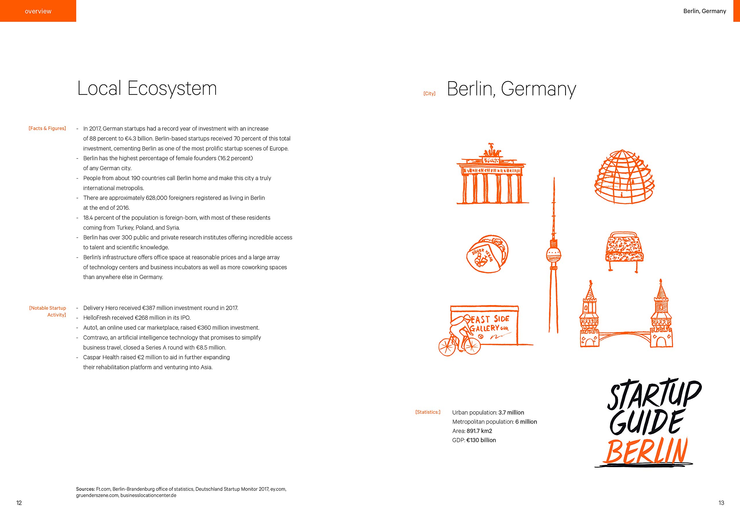 Startup Guide Berlin Vol  4: Startup Guide: 9783947624072
